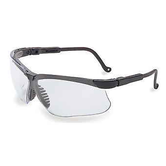 Howard Leight Genesis Tiro Óculos, Black Frame, Clear AntiFog Lens #R-03570