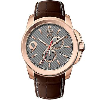 Jivago Men's Gliese Grey Dial Watch - JV1512
