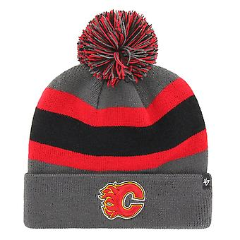 47 Brand Knit Winter Hat - BREAKAWAY Calgary Flames