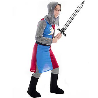 Noble Knight Costume, 10-12