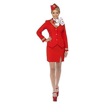 Womens carrello Dolly Fancy Dress Costume