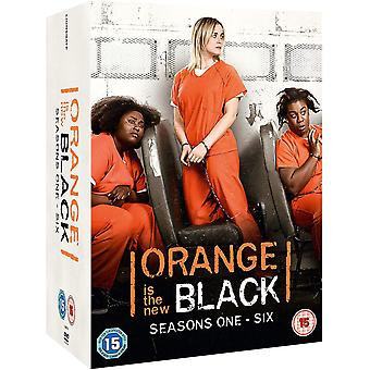 Orange is the New Black Seasons 1-6 DVD Box Set