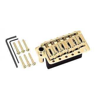 Gotoh Contemporary 6 Hole Mount Block Saddles Tremolo System