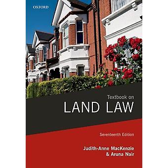 Lärobok om mark rätt av Judith Mackenzie