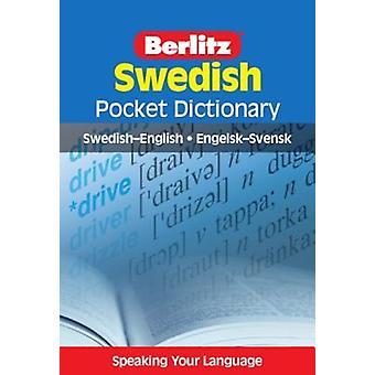 Berlitz Pocket Dictionary Swedish Bilingual dictionary