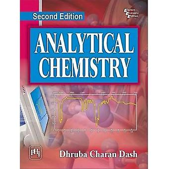Analytical Chemistry by Dhruba Charan Dash - 9788120353008 Book