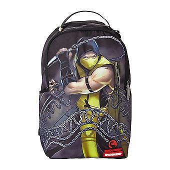 Sprayground Mortal Kombat Scorpion Backpack