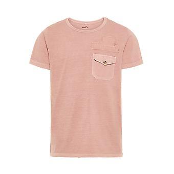 Name It Boys Tshirt Fasil Silver Pink