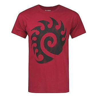 Starcraft Zerg Vintage Logo Men's T-Shirt
