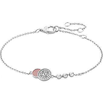 Zeades Sbc01038 - armband silver kristaller kvinna armband