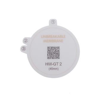 Huawei Watch GT2 46mm RURIHAI Protecteur d'écran Ultra Clear TPU