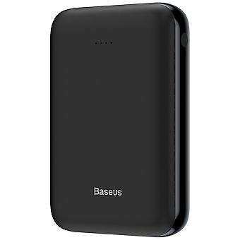 Universal Compact Mini Power Bank 10,000 mAh Black