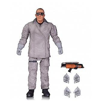 The Flash TV Heat Wave Action Figure