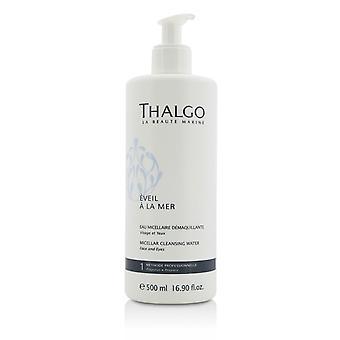 Eveil A La Mer Micellar Cleansing Water (Face & Eyes) - Voor alle huidtypes, zelfs gevoelige huid (salongrootte) 500ml/16.9oz