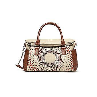Desigual White Woman handbag (White (BLANCO 1000)) 14x24x33 cm (B x H x T)