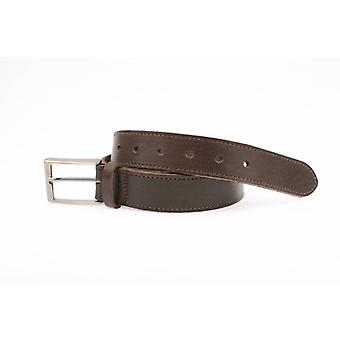 Beautiful Brown Volnerf Leather Men's Belt