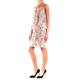 Ralph Lauren Ezbc037215 Women's White Polyester Dress