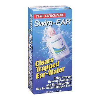Fougera the original swim-ear ear drops, 1 oz