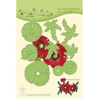 LeCrea - Lea'bilitie flower 013 Cut and Embossing Die 45.4704