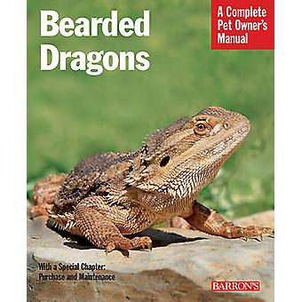 Bearded Dragons by Manfred Au - 9780764142864 Book