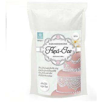 Squires Kitchen Flexi-Ice Instant Cake Lace Mix 500g - White