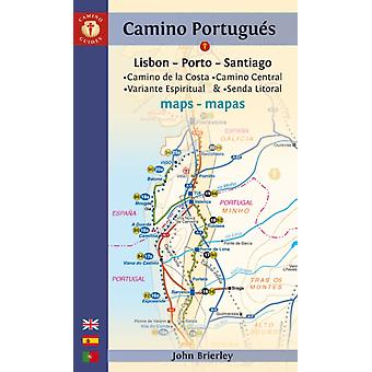 Camino Portugues Maps by John Brierley