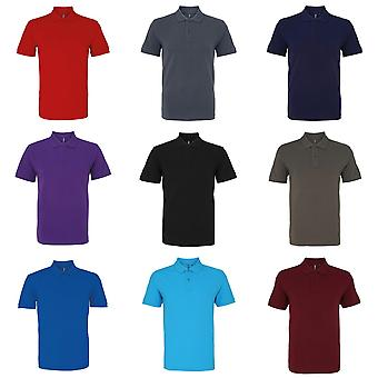 Asquith & Fox Herren Bio Classic Fit Polo Shirt