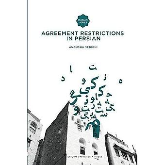 Agreement Restrictions in Persian (Iranian Studies Series)