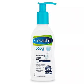 Cetaphil baby soothing body wash, 5 oz