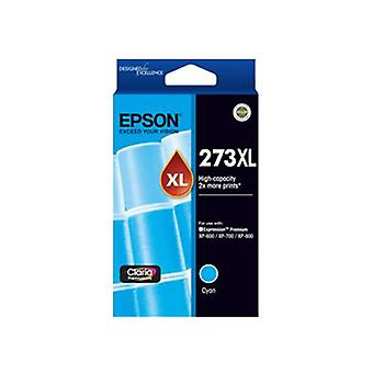 Epson 273XL - High Capacity Claria Premium - Cyan Ink Cartridge