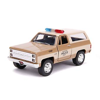 Stranger Things 1980 Chevy K5 Blazer 1:32 Hollywood Ride