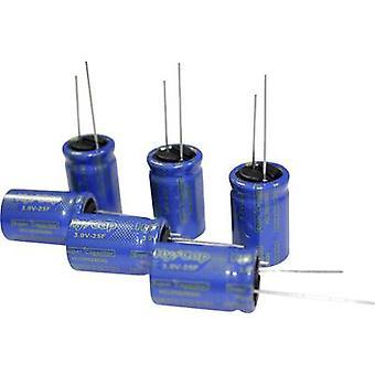 VINATech VEC3R0505QG EDLC 5 F 3 V (Ø x L) 10 mm x 20 mm 1 pc(s)