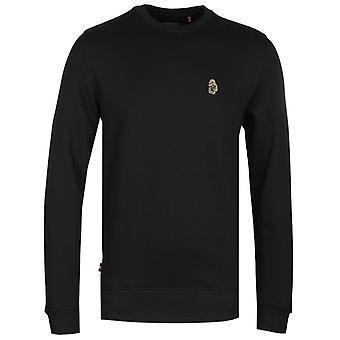 Luke 1977 The Runner Crew Neck Sweatshirt - Black