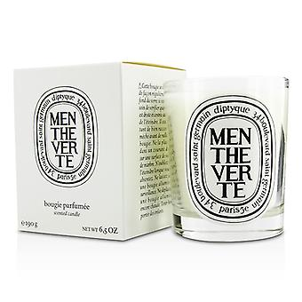 Diptyque Scented Candle - Menthe Verte (Green Mint) 190g/6.5oz