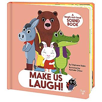 Make Us Laugh! by Stephanie Babin - 9782408016135 Book