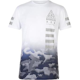 Fabric Sublimation T Shirt Mens