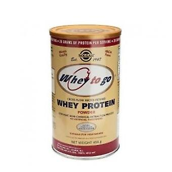 Solgar Whey To Go Protein Powder Chocolate