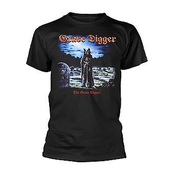 Grave Digger Grave Digger Offisielle T-skjorte Mens Unisex
