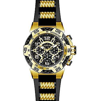 Invicta  Speedway 24233  Silicone, Stainless Steel Chronograph  Watch