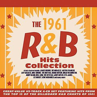 1961 R&B Hits Collection [CD] USA import
