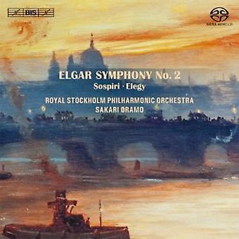 E. Elgar - Elgar: Symphony No. 2 [SACD] USA import