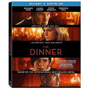 Importação de EUA jantar [Blu-ray]