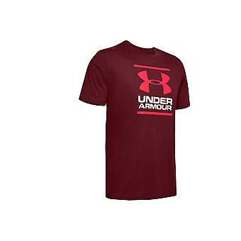 Under Armour GL Foundation SS Tee 1326849-615 Mens T-shirt