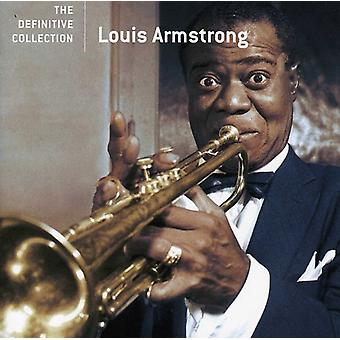 Louis Armstrong - Definitive Collection [CD] USA import
