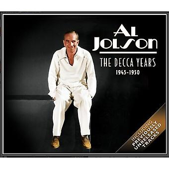 Decca Years 1945-1950 [CD] USA import