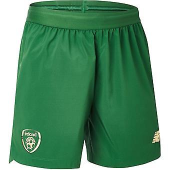 New Balance Ireland Home Shorts 2020