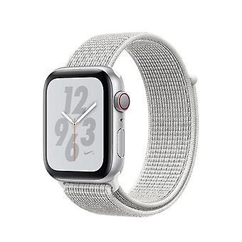 Bracelet en nylon supplémentaire pour montre Apple 38 mm - Gris