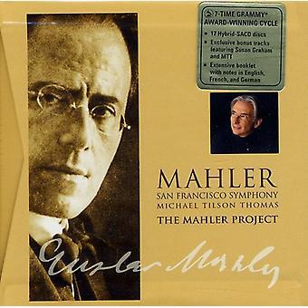 G. Mahler - The Mahler Project [SACD] USA import