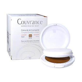 Couvrance compact cream color 05 10 g of powder