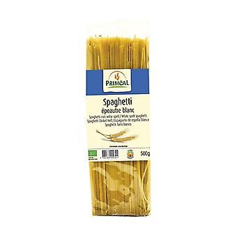 Espaguetis escritos blancos 500 g